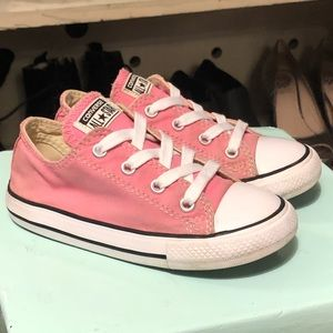 Pink Converse Size 9